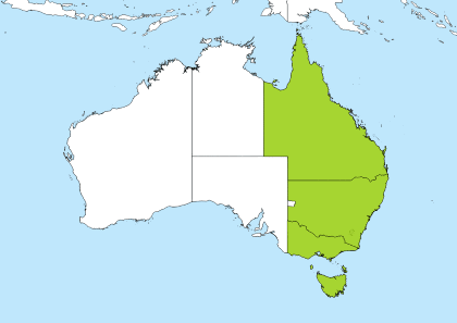 Australia Map Time Zones.Aest To Ist Converter Savvy Time