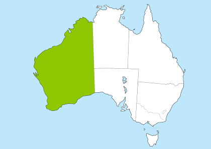 Cannington, Australia Time Zone Geo Map