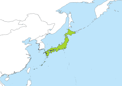 Mitsuke, Japan Time Zone Geo Map